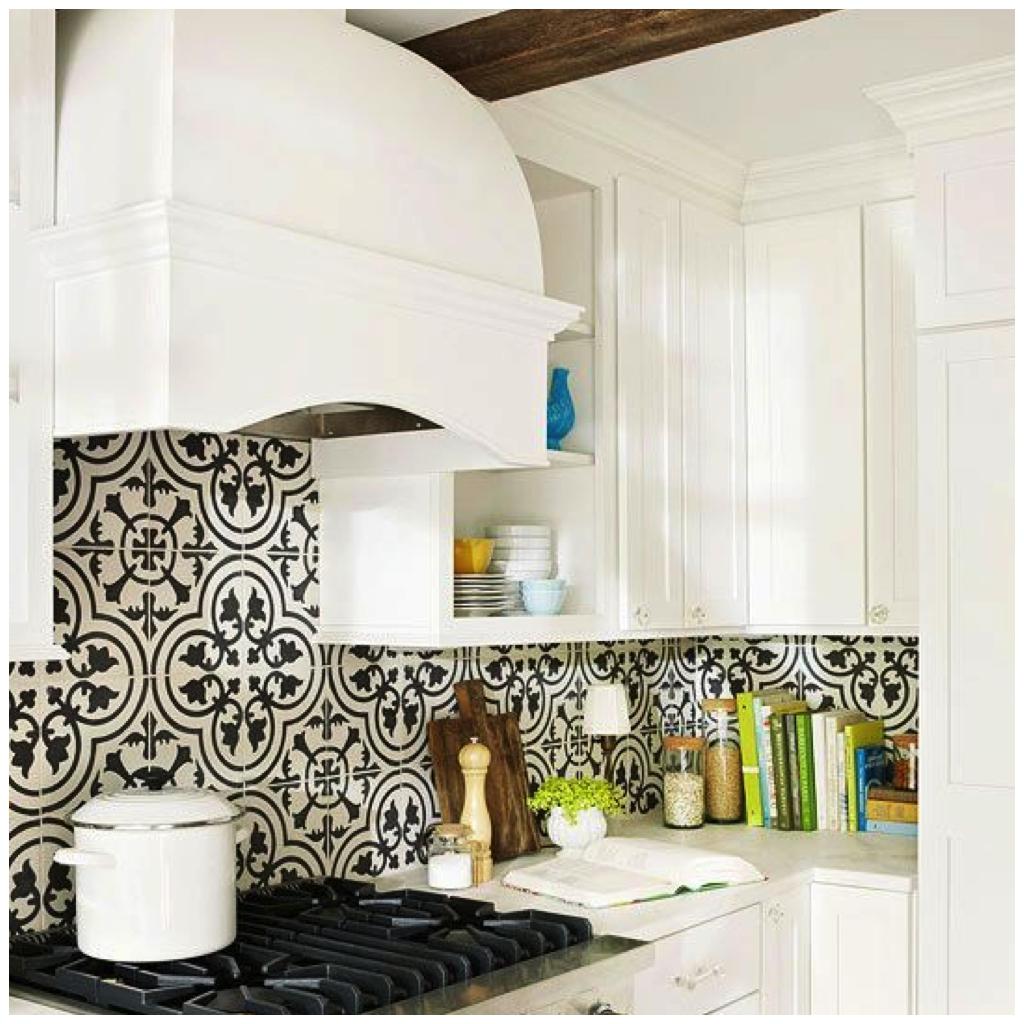 22 Inspirational Kitchen Tile Patterns Big Chill