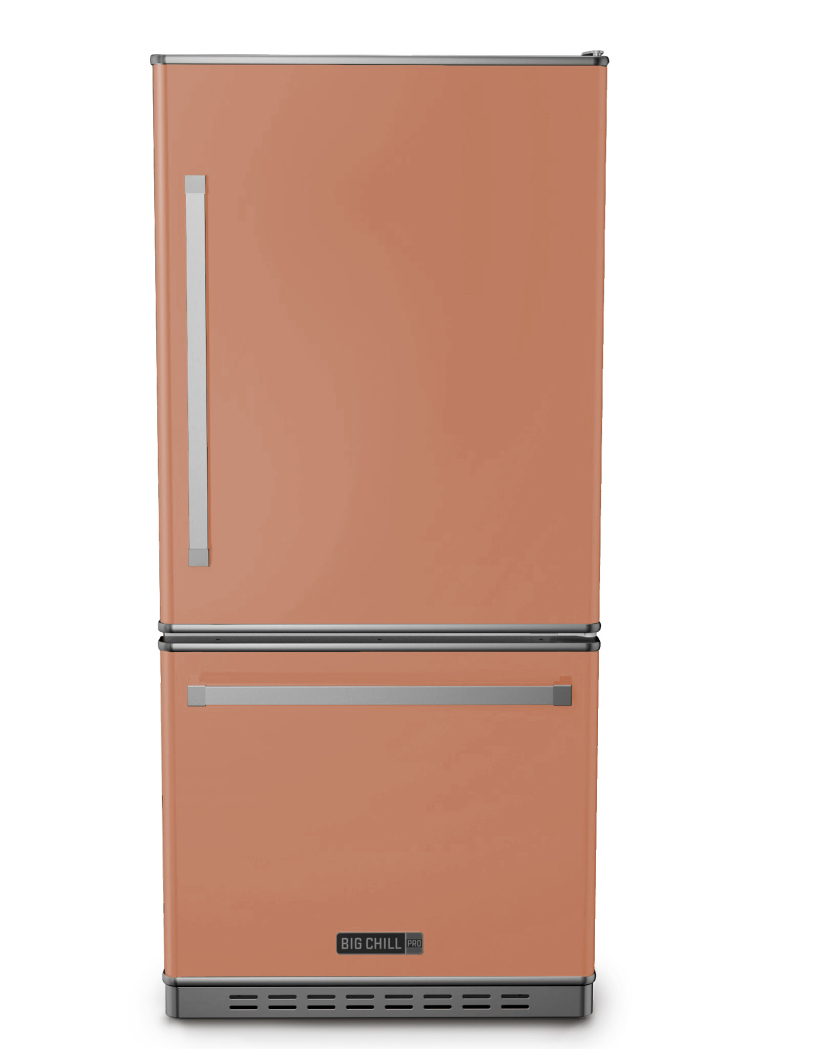 Santa Fe Style: Big Chill Appliances in Colors of the Southwest