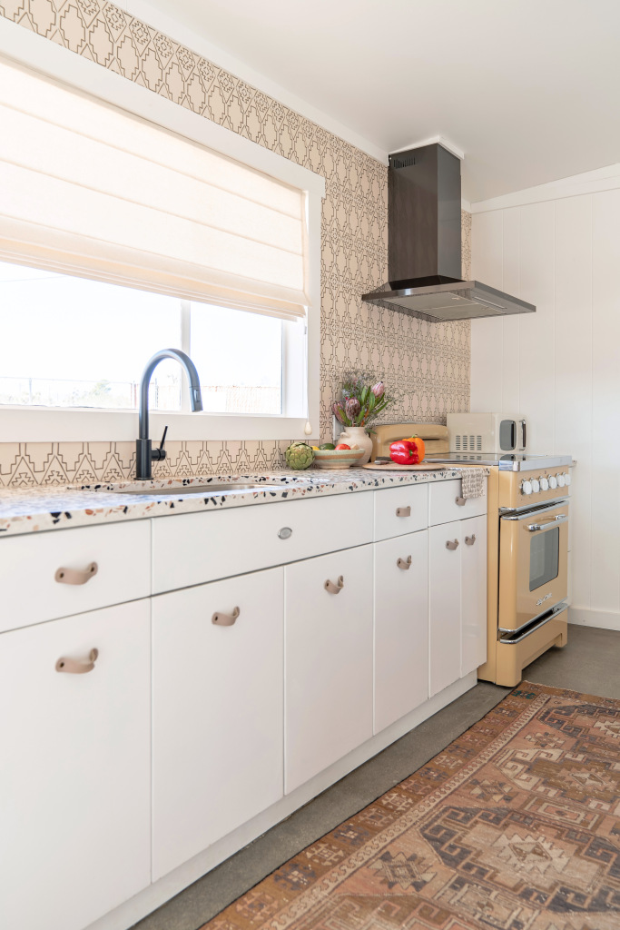30″ Electric Induction Range in Beige