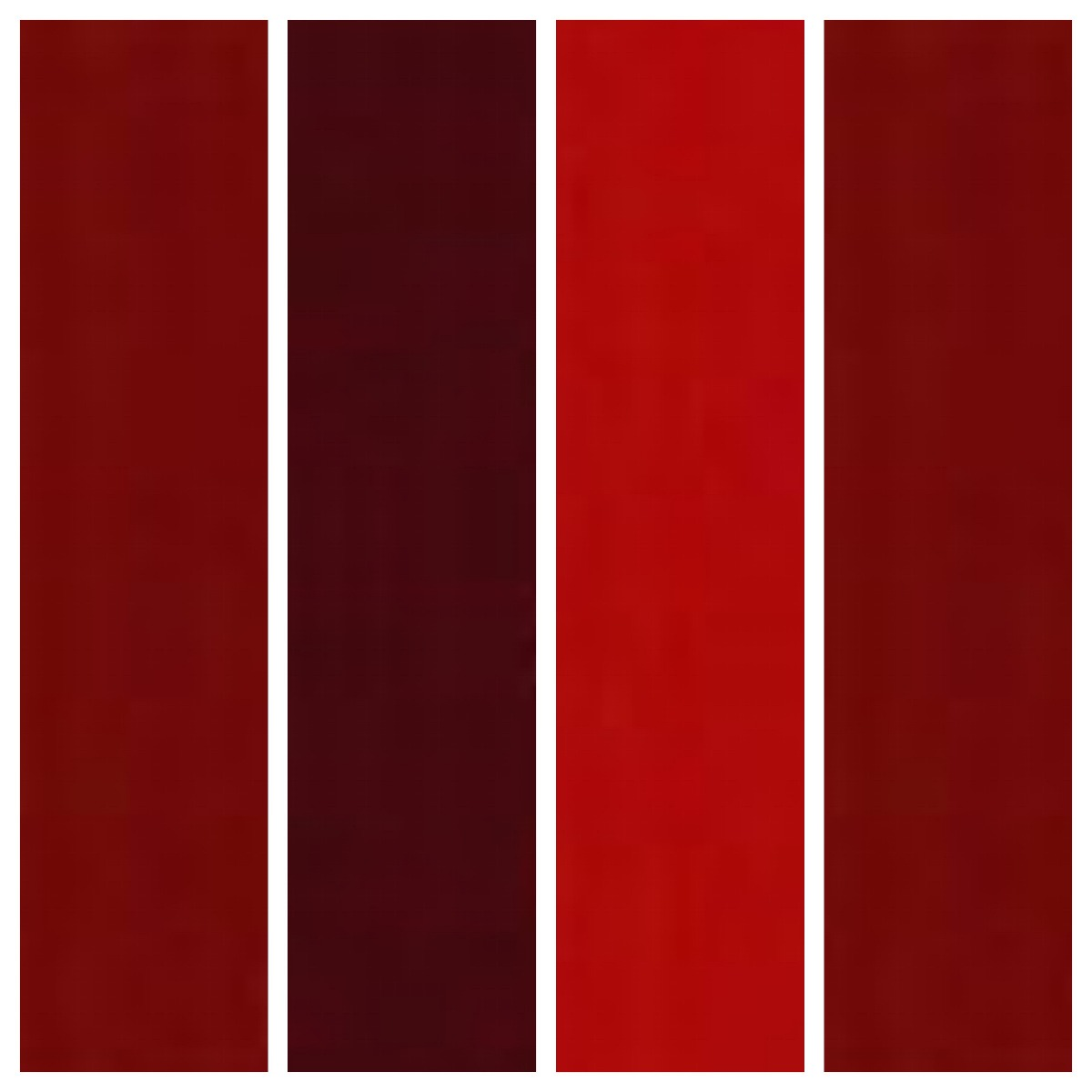 Big Chill custom colors: 3003 Ruby Red, 3005 Wine Red, 3002 Carmine Red, 3011 Brown Red