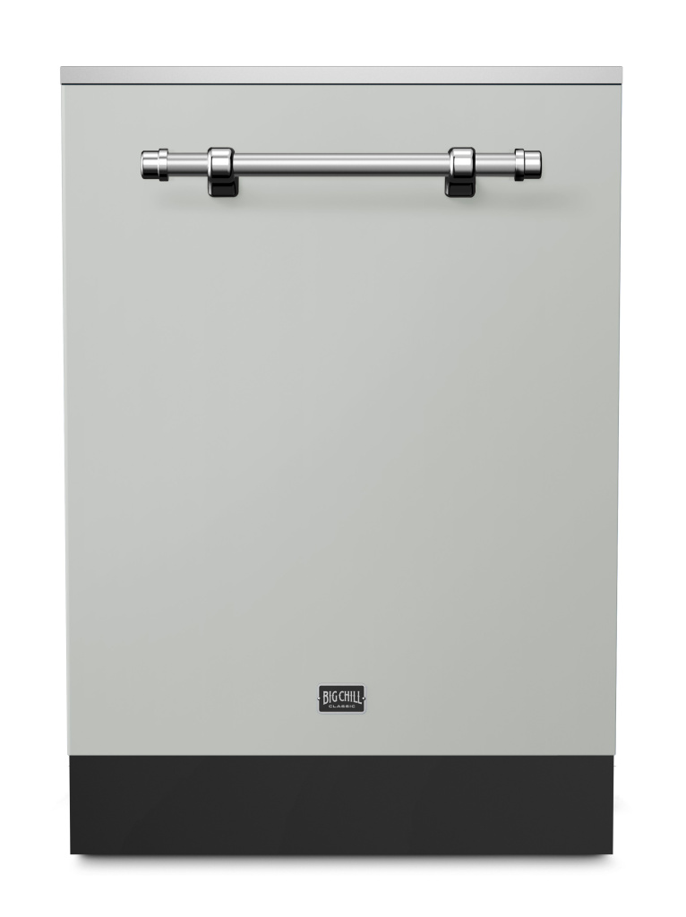 Classic Dishwasher in Custom Color #7035 Light Gray
