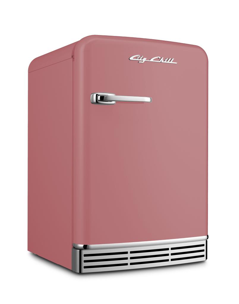 Mini Refrigerator in Custom Color #3014 Antique Pink