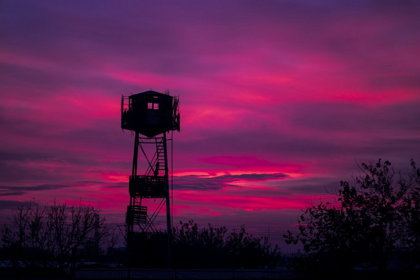 Big Chill Appliances in Colors of the Sunset - #4010 Telemagenta