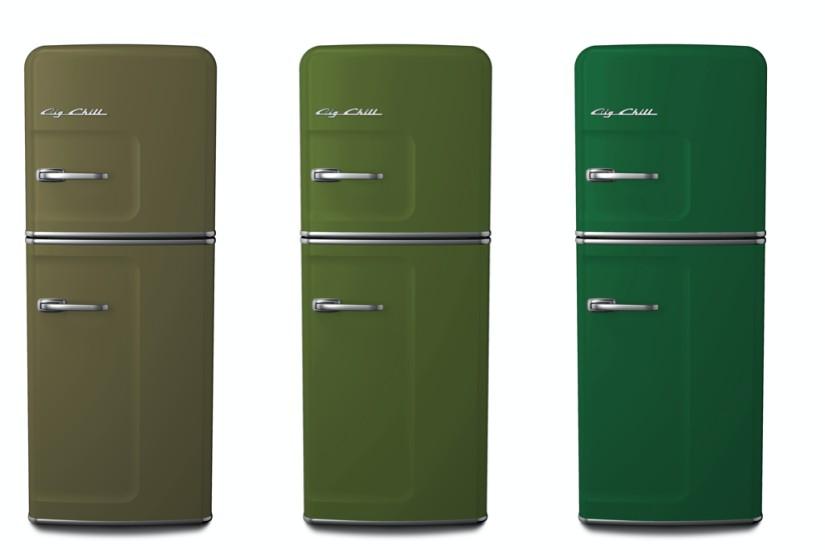 Custom Colors: 6013 Reed Green, 6025 Fern Green, 6029 Mint Green
