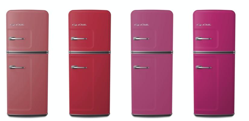 Custom Colors: 3014 Antique Pink, 3018 Strawberry Red, 4003 Heather Violet, 4010 Telemagenta