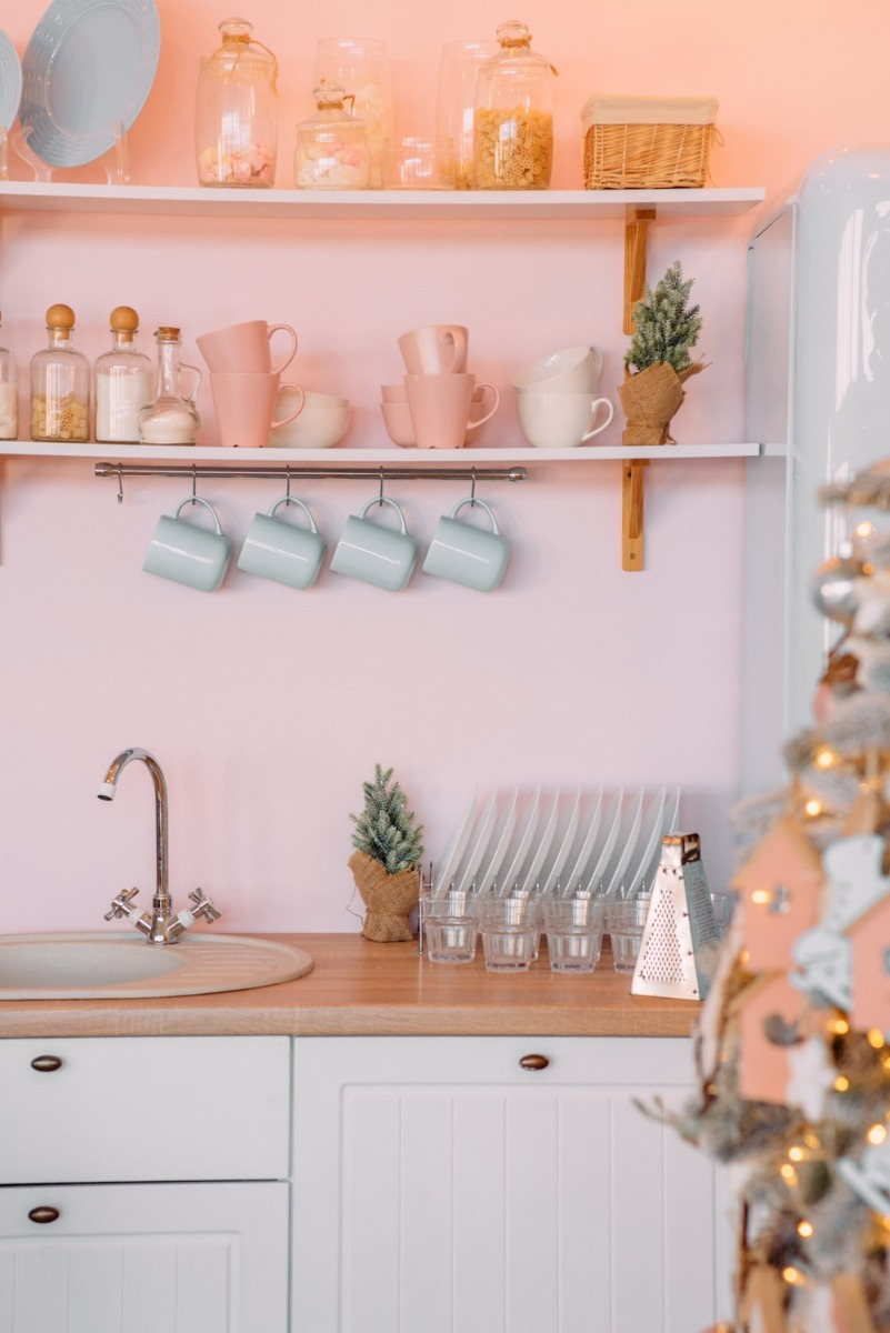 Give Clean Dishes a Happy Home