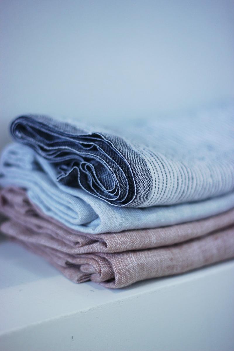 Sort Your Kitchen Linens