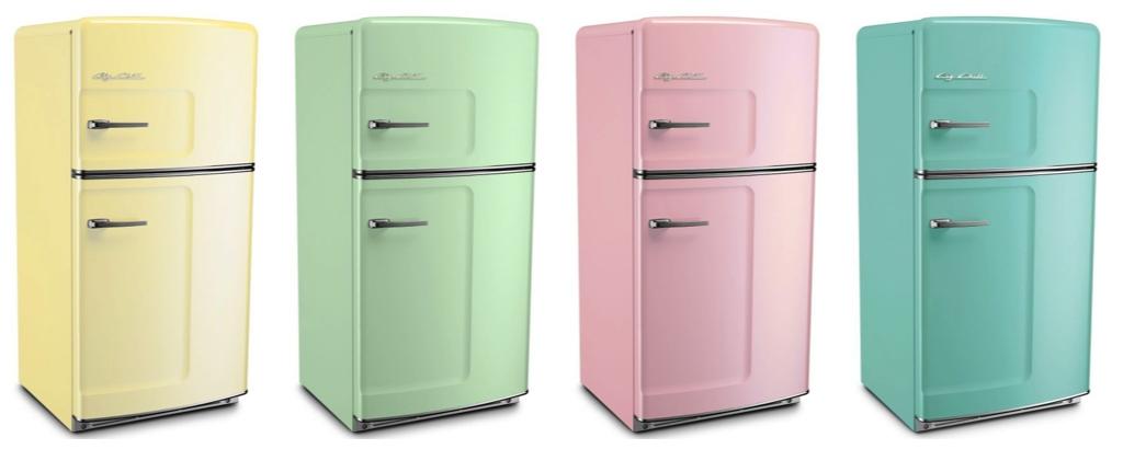 Big Chill Retro Original Refrigerator