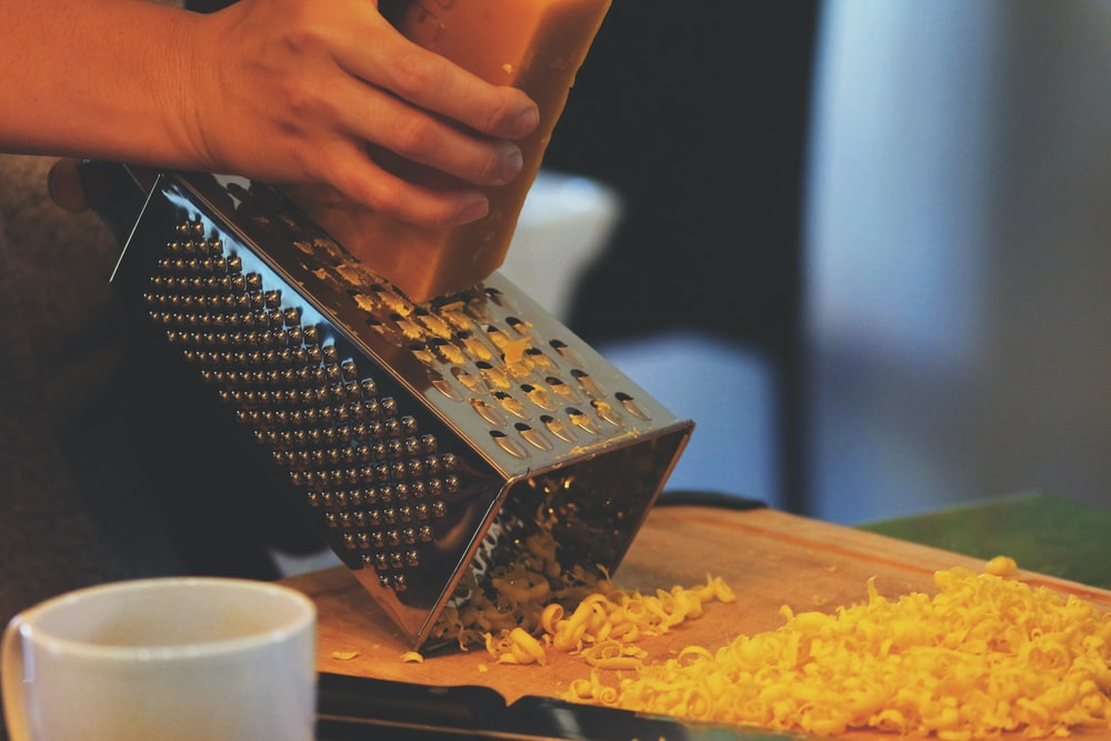 Grate Cheese with Ease