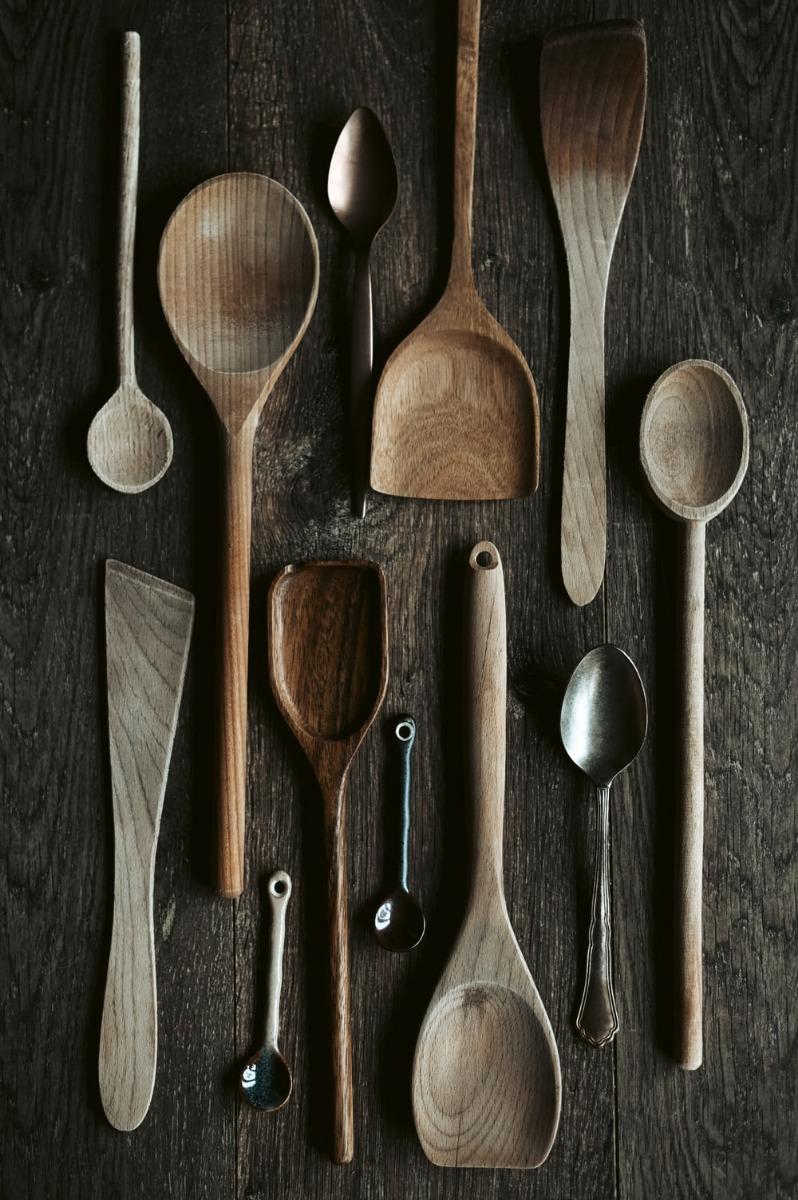 Revive your Wooden Utensils