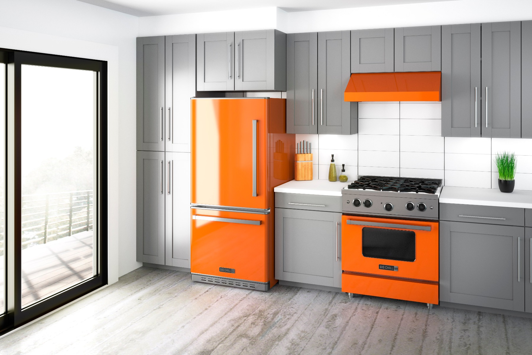 Big Chill Pro Line Kitchen