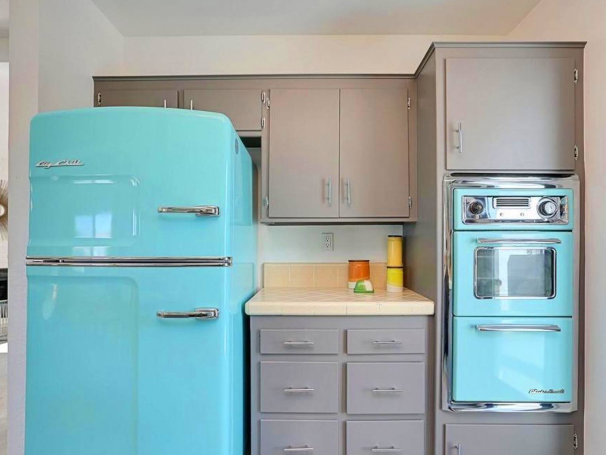 original size big chill fridge