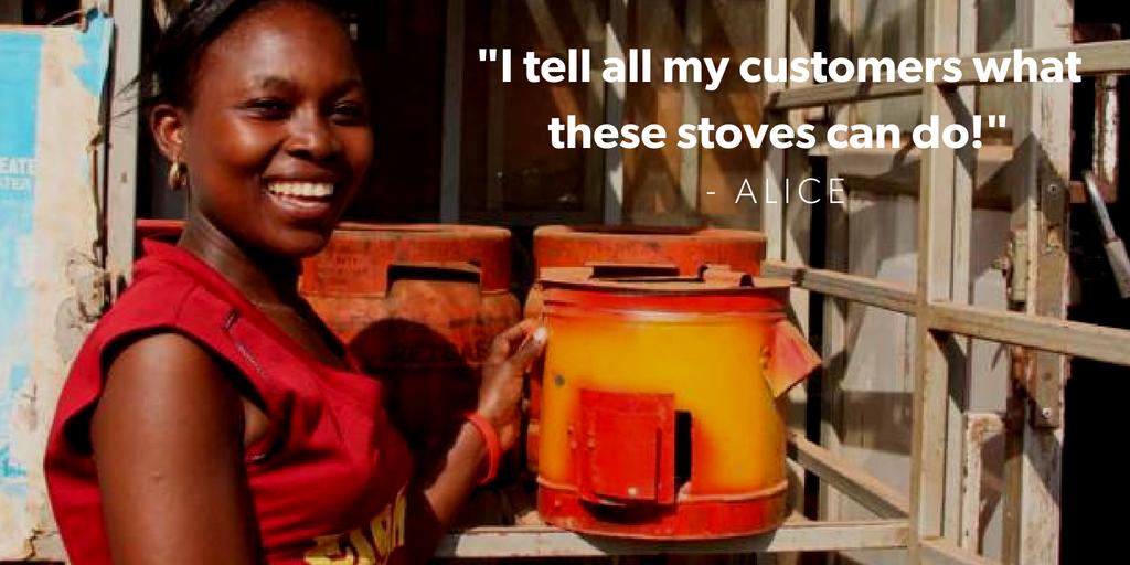 Alice Shop Owner