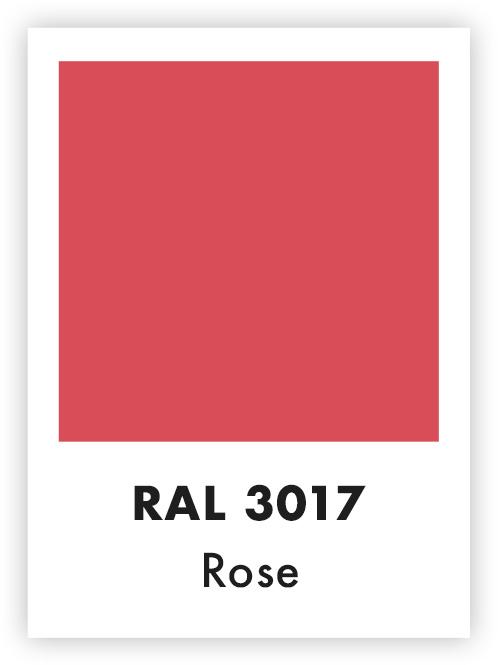 RAL 3017 Rose